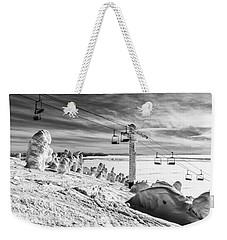 Cloud Lift Weekender Tote Bag