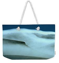 Cloud Mountain Weekender Tote Bag