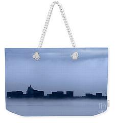 Cloud Ship Weekender Tote Bag