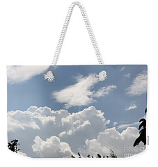 Clouds 2 Weekender Tote Bag