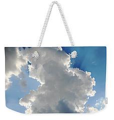 Clouds In The Sun Weekender Tote Bag