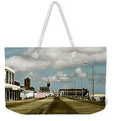 Clouds Over The Boardwalk Weekender Tote Bag