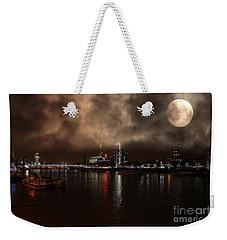 Victoria London  Weekender Tote Bag