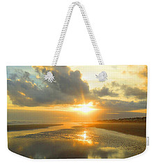 Clouds Reflection By Jan Marvin Weekender Tote Bag