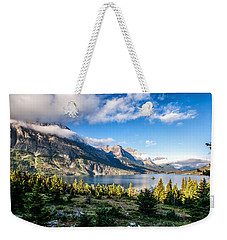 Clouds Roll In Weekender Tote Bag