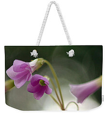 Clover Bells Weekender Tote Bag by Greg Allore