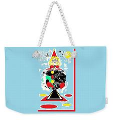 Clowning Around Weekender Tote Bag
