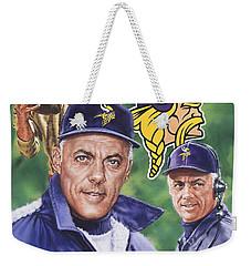 Coach Bud Grant Weekender Tote Bag