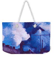 Coal Station Weekender Tote Bag