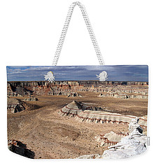 Coal Mine Mesa 11 Weekender Tote Bag