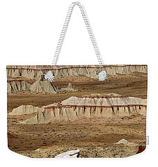 Coal Mine Mesa 19 Weekender Tote Bag