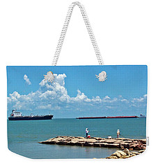 Coastal Living Weekender Tote Bag