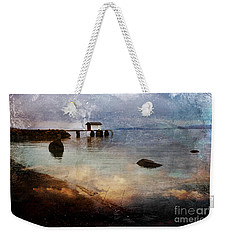 Coastal Path Weekender Tote Bag