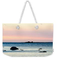 Coastal Twilight View Weekender Tote Bag