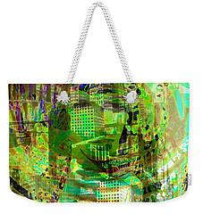 Cobwebs Of The Mind Weekender Tote Bag