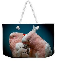 Cockatoos Weekender Tote Bag