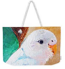 Coexistence Weekender Tote Bag