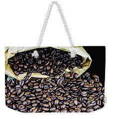 Coffee Unmilled  Weekender Tote Bag