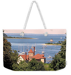 Coindre Hall Boathouse Weekender Tote Bag
