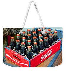 Coke Case Weekender Tote Bag by David Lee Thompson