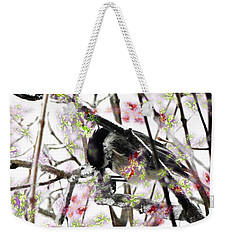 Cold And Damp 2 Weekender Tote Bag by Mike Breau