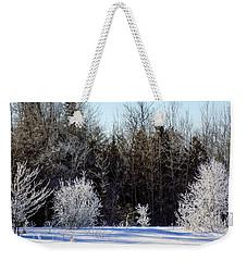 Cold Magic Weekender Tote Bag