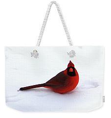 Cold Seat Weekender Tote Bag by Alyce Taylor