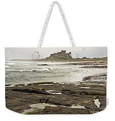 Cold Waves Of Northumberland Weekender Tote Bag