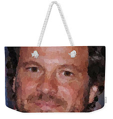 Colin Firth Portrait Weekender Tote Bag