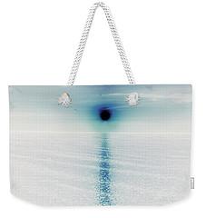 Collapsing Sun Weekender Tote Bag by Joy Angeloff