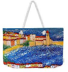 Collioure Weekender Tote Bag