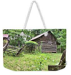 Colonial Village Weekender Tote Bag by Gordon Elwell