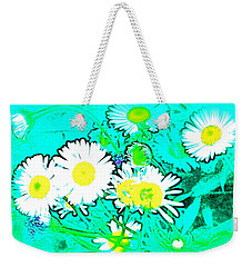 Weekender Tote Bag featuring the photograph Color 7 by Pamela Cooper