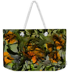 Color Abstraction Xvii Weekender Tote Bag