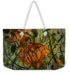 Color Abstraction Xx Weekender Tote Bag
