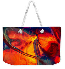 Color Conception Weekender Tote Bag