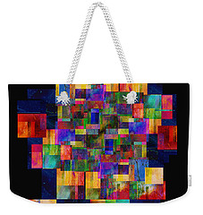 Color Fantasy - Abstract - Art Weekender Tote Bag by Ann Powell