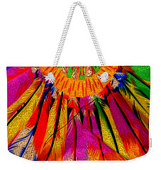 Color Fun Weekender Tote Bag