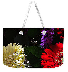 Color Me Dark Weekender Tote Bag