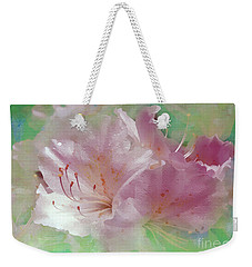 Color Me Softly Weekender Tote Bag