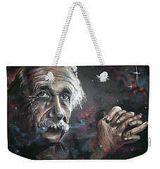 Color My Universe Weekender Tote Bag