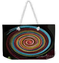 Color Palette Weekender Tote Bag