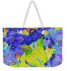 Color Style Weekender Tote Bag