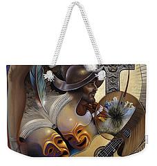 Color Y Cultura Weekender Tote Bag