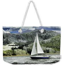 Colorado By Wind Weekender Tote Bag