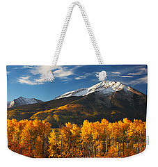 Colorado Gold Weekender Tote Bag