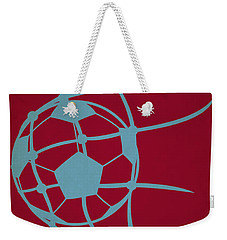 Colorado Rapids Goal Weekender Tote Bag