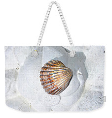 Colored Seashell  Weekender Tote Bag