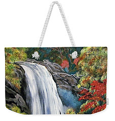 Colorfall Weekender Tote Bag