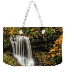 Colorful Dry Falls Weekender Tote Bag